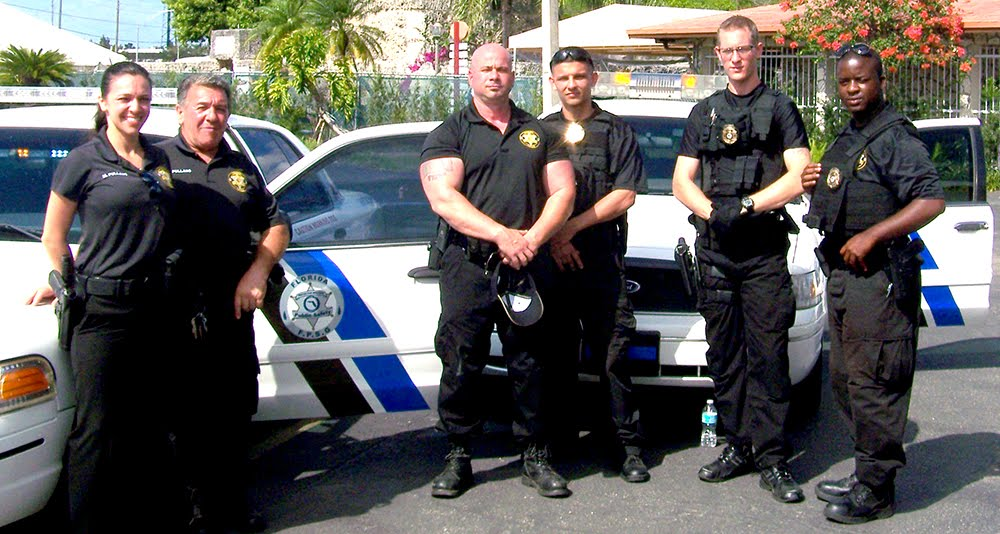 Contract Security Guards Delray Beach